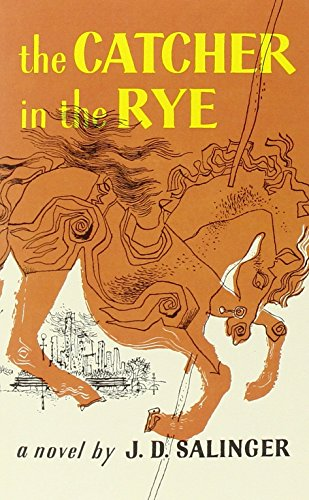 The Catcher In The Rye By J D Salinger Banned Library