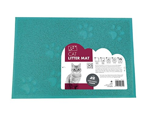 MPETS 20110309 Cat Litter Mat – Pack of 6