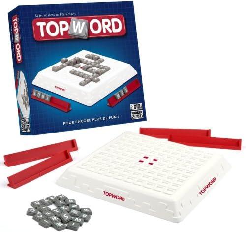 Hasbro - 145771010 - Jeu de Lettres - TopWord Nouvelle Version