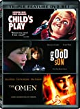 Little Terrors Triple Feature (Child's Play / The Good Son / The Omen)