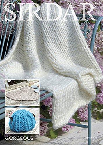 Amazon Sirdar Home Rug Tea Cosy Throw Blanket Gorgeous Ultra
