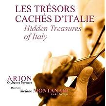 Hidden Treasures of Italy by Arion Baroque Orchestra (2014-10-21)