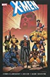 img - for X-Men by Chris Claremont & Jim Lee Omnibus, Volume 1   [X MEN BY CHRIS CLAREMONT &-V01] [Hardcover] book / textbook / text book