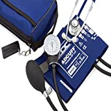 American Diagnostic Corporation Pro's Combo Ii Dh Pocket Aneroid Sprague Stethoscope Kit Royal Latex Free