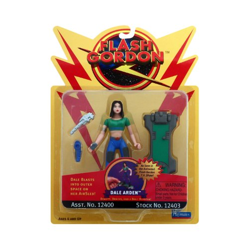 Flash Gordon Rocket (Flash Gordon - Dale Arden Action Figure)