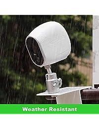 Alertcam - Soporte de persiana para Arlo Pro, Arlo Pro 2, Arlo Ultra y Arlo HD, el mejor ángulo de visión para su cámara de vigilancia Arlo