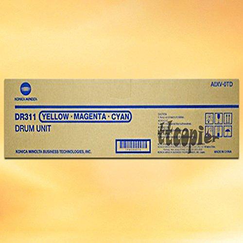 konica-minolta-a0xv0td-dr-311-color-drum-unit-90000-yield
