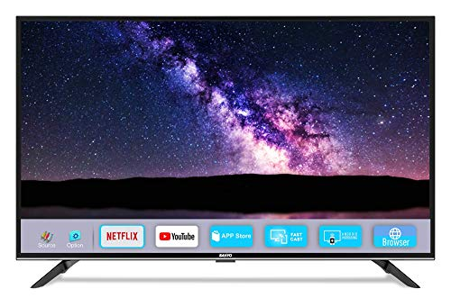 Sanyo Nebula Series Full HD Smart IPS LED TV XT-43A081F