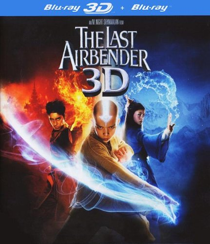 The Last Airbender 3D (Blu-ray 3D Blu-ray) by Paramount Pictures