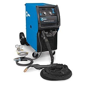 miller electric 951452 mig welder millermatic 350p. Black Bedroom Furniture Sets. Home Design Ideas