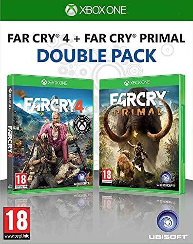 Ubisoft Far Cry 4 + Far Cry Primal, Xbox One