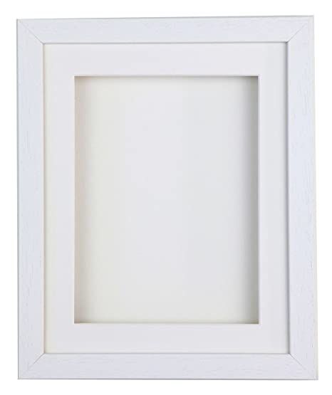 Tailored frames White Box frame for keepsakes, medals and 3D objects ...