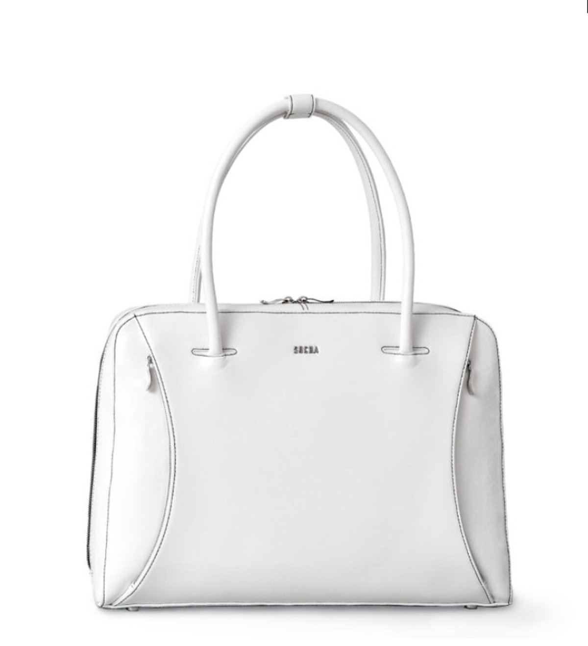 SOCHA Damen Businessbag Tasche So White Swan 14'-15, 6' Bowatex 6' Bowatex So White Swan 8239