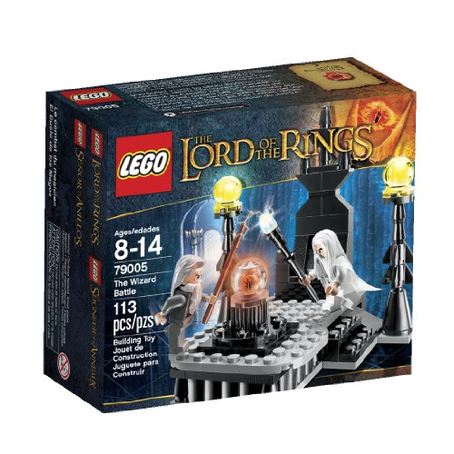 LEGO Lord Of The Rings 79005 The Wizard Battle (Lord Rings The Of Legos)