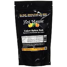 Hot Mamas Cajun Spice Rub, 100 Grams