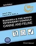 Blackwell's Five-Minute Veterinary Consult: Canine