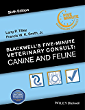 Blackwell's Five-Minute Veterinary Consult: Canine and Feline