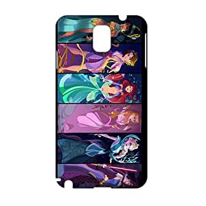 Fortune disney princess star wars 3D Phone Case for Samsung Note 3