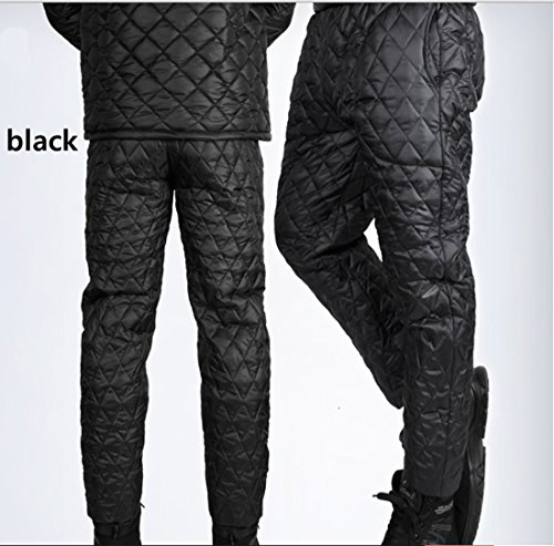 Altair Men Women Quilted Winter Work Pants Utility