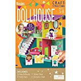 make your own doll - Imagine by Bendon Craft-Structions Make Your Own Dollhouse Kit (84483)