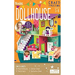 Imagine by Bendon Craft-Structions Make Your Own Dollhouse Kit (84483)