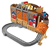 Fisher Price - R9623 - Thomas and Friends Take N Play - Rescue from Misty Island Fold out Train Playset
