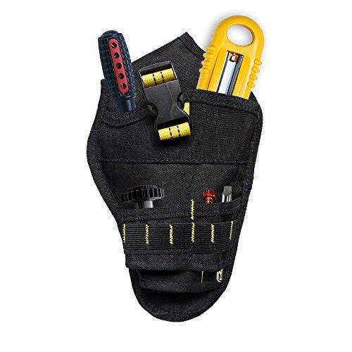 TideWe Tool Holster Bag, Tool Holder Work Organizer Heavy Duty Tool Holster, Multi-functional Tool Holder by TideWe
