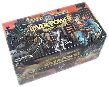 Overpower  DC Starter Deck Box [Toy]