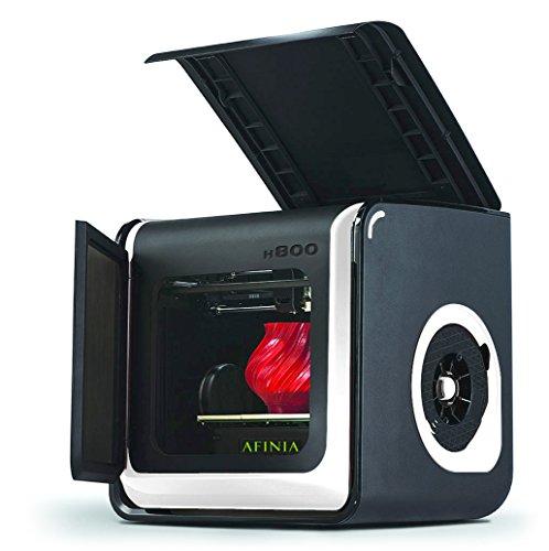 Afinia 3D Printer Black H800