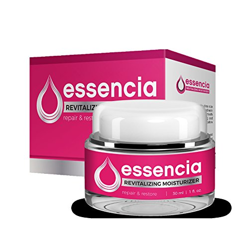 Anti-Aging Skin Cream with Collagen - Ultra Premium Moisturizer for Face and Neck - Diminish Fine Lines and Wrinkles - Essencia Skin Care
