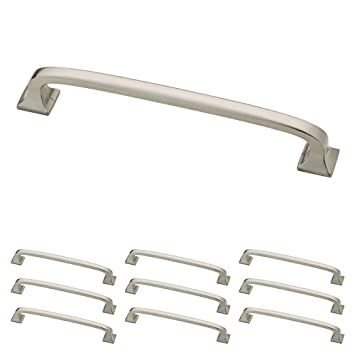 franklin brass p29614ksnb satin nickel 5inch lombard kitchen or furniture
