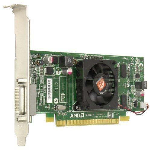 AMD Radeon HD 6350 HD6350 LP Video Graphics Card 512MB PCIe X16 Dell 236X5 (Graphics Amd)