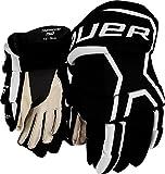 Bauer Youth Supreme 150 Glove, Black/White, 8