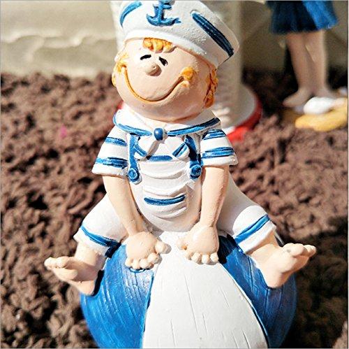 LHFJ Mediterranean Style Home Decoration Kids Ornaments Crafts by LHFJ (Image #1)