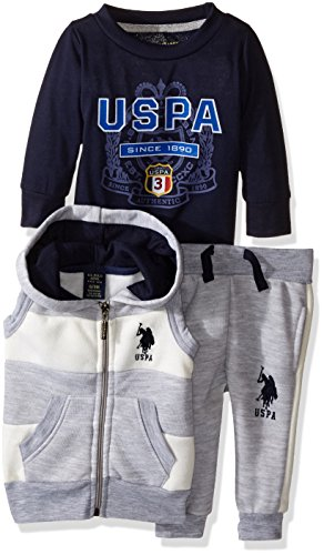 us-polo-assn-boys-fleece-hooded-vest-and-jog-pant-with-long-sleeve-t-shirt-navy-3-6m