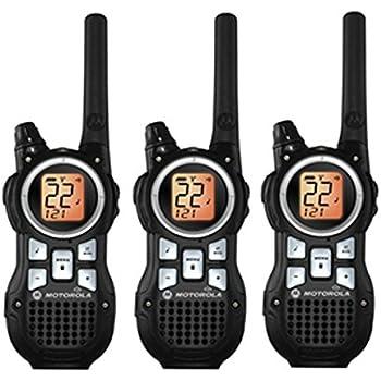 amazon com motorola mr350tpr talkabout 2 way radio triple pack rh amazon com motorola mr350 manual pdf motorola mr350r manual pdf
