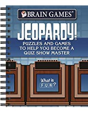 Brain Games Jeopardy!: Puzzles and Games to Help You Become a Quiz Show Master