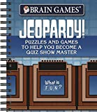 Brain Games - Jeopardy!: Puzzles and Games to