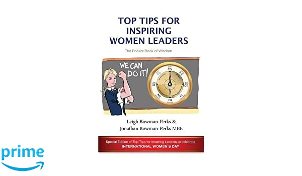 Top Tips for Inspiring Women Leaders