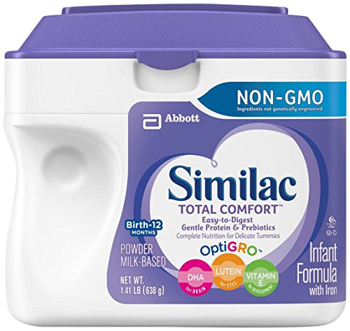 Similac Total Comfort Non GMO Baby Formula - Powder - 22.5 oz