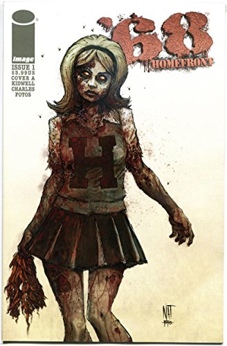'68 HOMEFRONT #1 2 3 4 A, NM,1st, Zombie, Walking Dead, 2014, more in store, 1-4 set