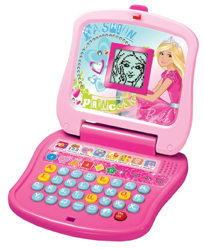 Oregon Scientific Barbie Junior Laptop ()