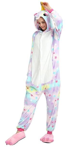 Santa Claus Disfraz Cosplay Pijamas Invierno Novedad Navidad Traje Disfraz Adulto