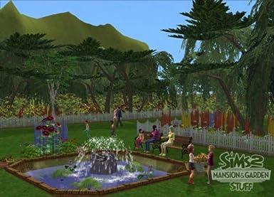 Electronic Arts The Sims 2 Mansion & Garden Stuff - Juego (DEU ...