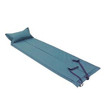 Automático hinchable colchoneta plegable, doble colchón hinchable ...
