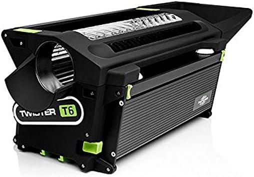 Twister T6 máquina de corte (seco o húmedo vaso Opción): Amazon.es: Jardín