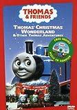 Thomas the Tank Engine and Friends - Thomas' Christmas Wonderland DVD