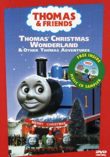 Thomas the Tank Engine and Friends - Thomas' Christmas Wonderland (With Bonus CD ()