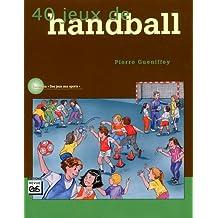 40 jeux de handball