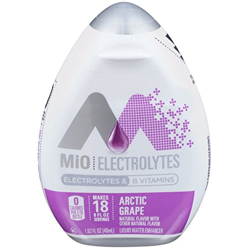 Energy Grape Flavor (MiO Liquid Water Enhancer, Arctic Grape, 1.62 Ounce)